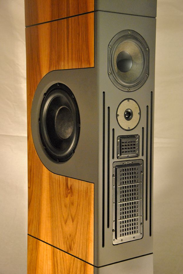 Giussani-Research | NPS-1000 Insignis | Audio: speakers, amps & more