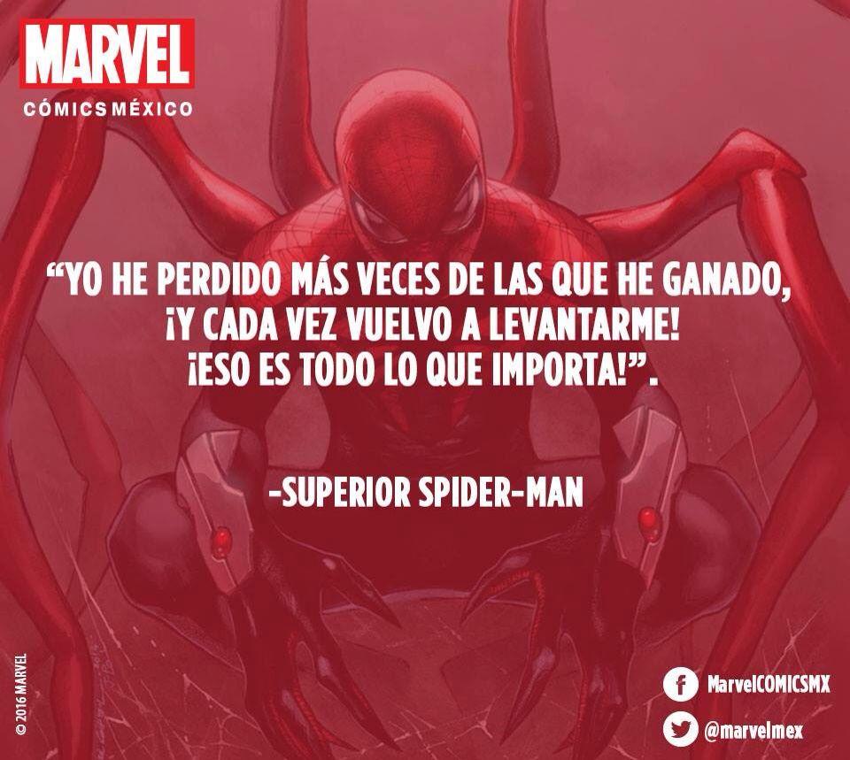 Levantarse Frases De Marvel Frases De Héroes Y Marvel