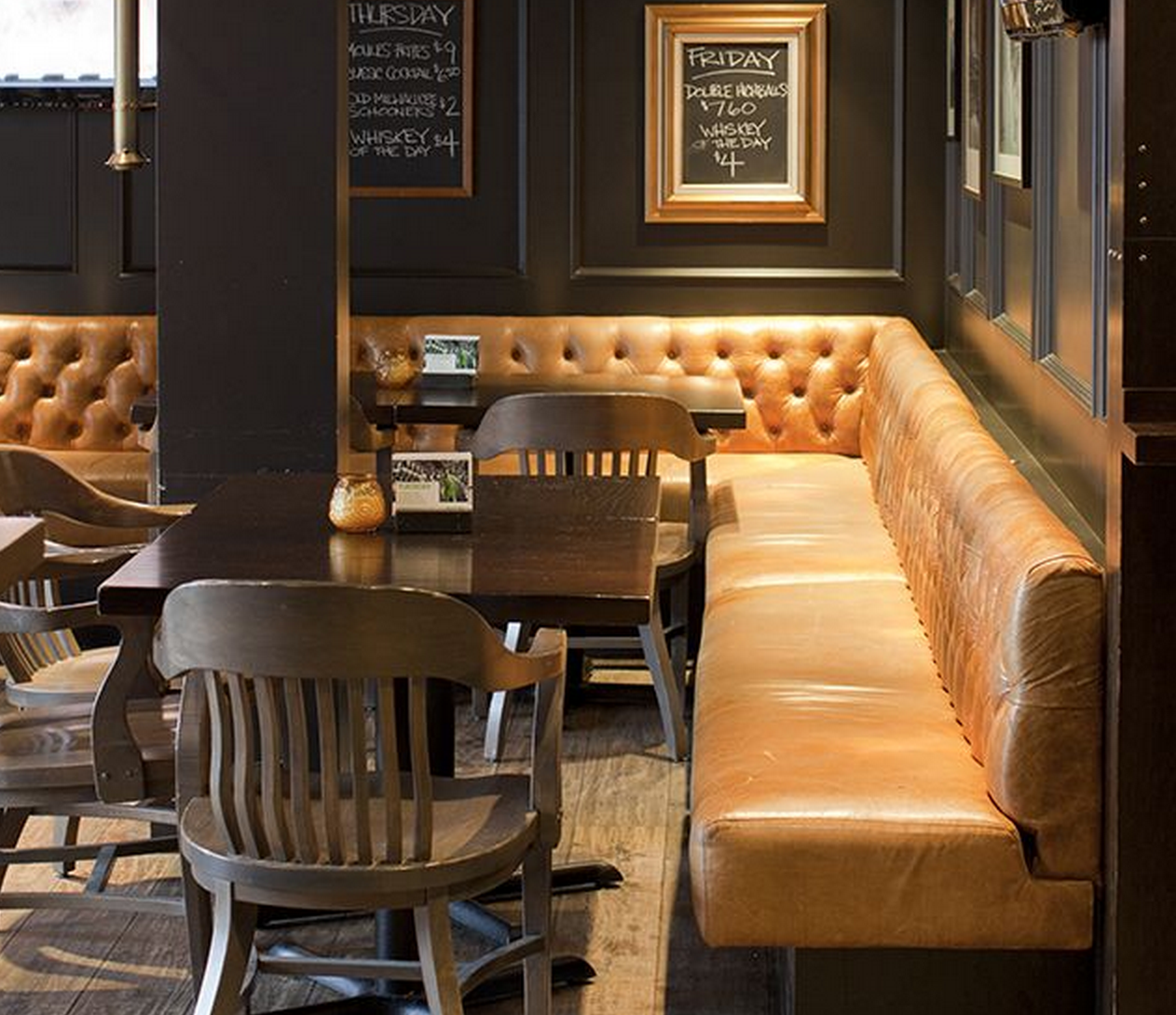 Cafe Banquette Seating: Pin By Jake Brennan On Amanda's Breakfast