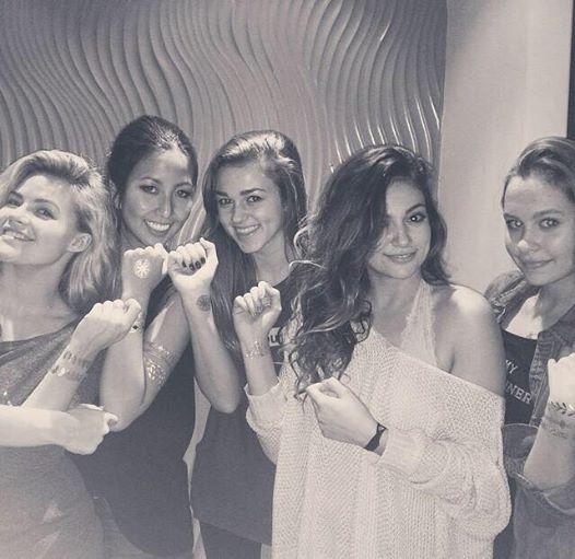 <3 <3 gosh I LOVE these girls!!!!!!!!!!!! #DWTS19