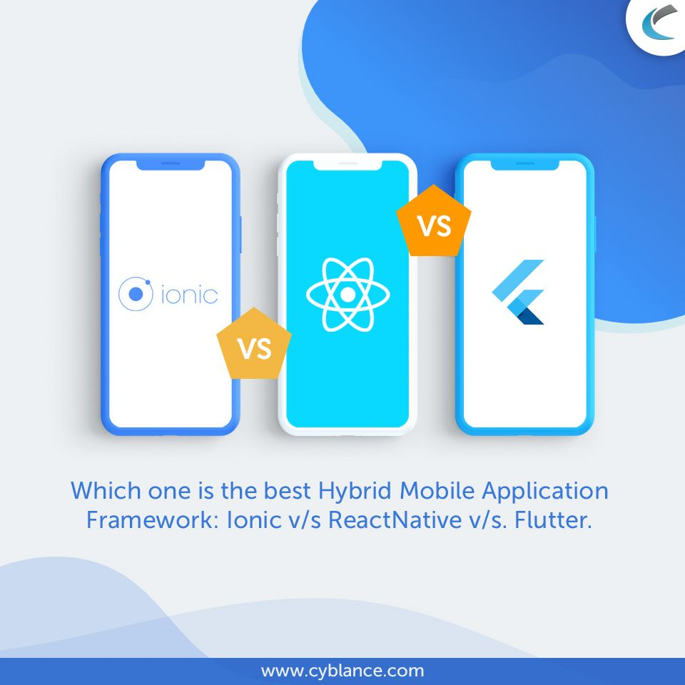 Which one is the best Hybrid Mobile Application Framework