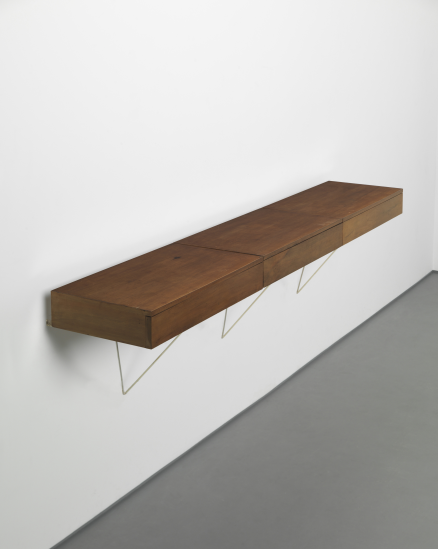 PHILLIPS : UK050111, Anna Castelli Ferrieri, Unique modular wall-mounted console