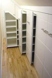 bildergebnis f r ausziehbarer schrank drempelschrank kleiderschrank f r dachschr ge. Black Bedroom Furniture Sets. Home Design Ideas