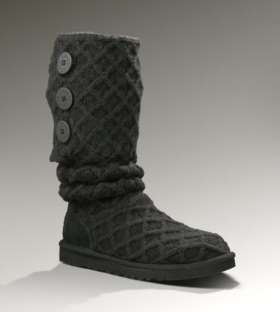 UGG® Lattice Cardy for Women | Merino Wool Sweater Boots. I want want want these (: