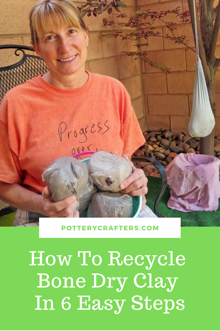How To Recycle Bone Dry Clay In 6 Easy Steps