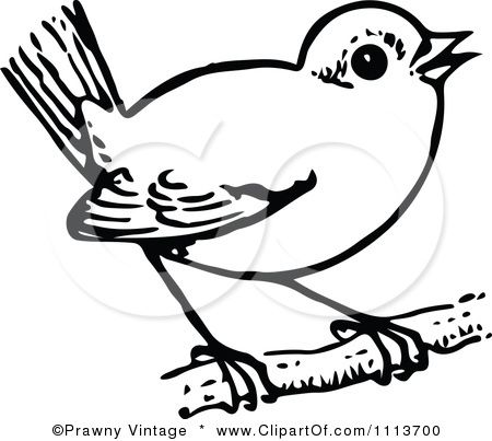 Free Clip Art Vintage Victorion Shilloetts Clipart Vintage Black And White Perched Bird Royalty Free Clip Art Vintage Bird Clipart Free Vector Illustration