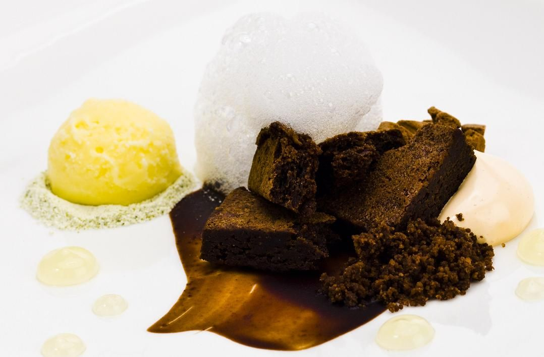 Delicious works of art from Canada's renowned Atelier Restaurant.
