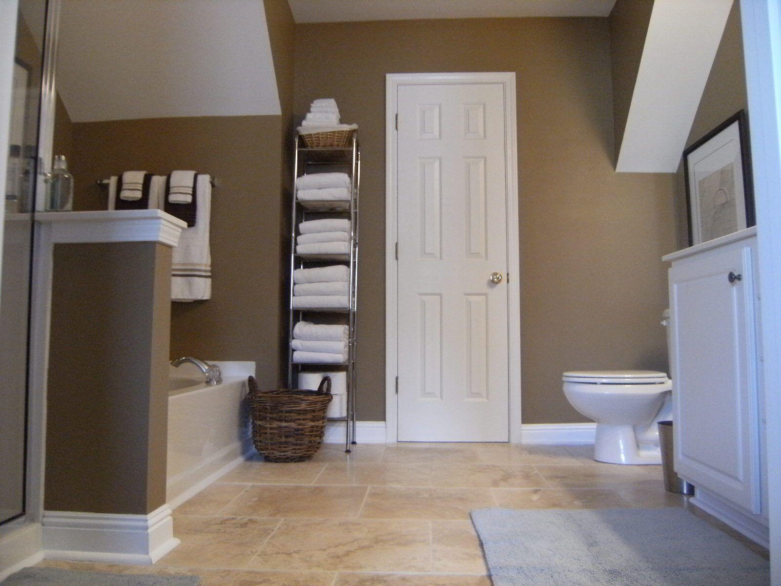 Sw hopsack paint bathroom pinterest house colors for Southwest bathroom paint colors