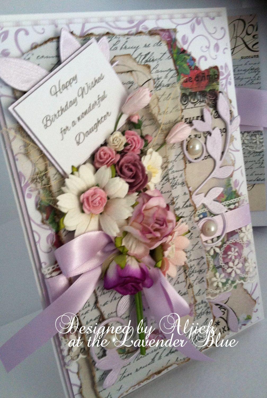 Daughter birthday card wonderful daughter mother sister grandma