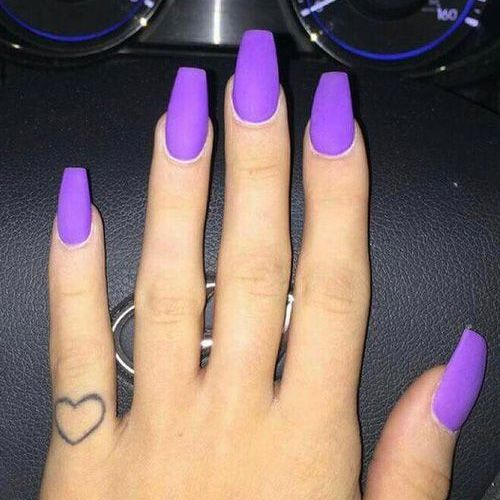 9 Electrifying Neon Nails For 2018 Nail Designs Acrylic Nails