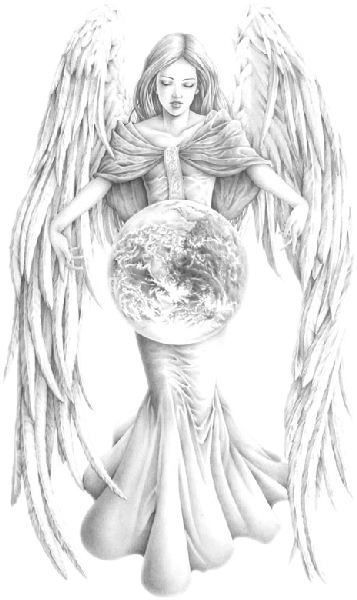 Pin By Kerstin Greve On Angels Angel Coloring Pages Fairy Coloring Pages Colorful Drawings