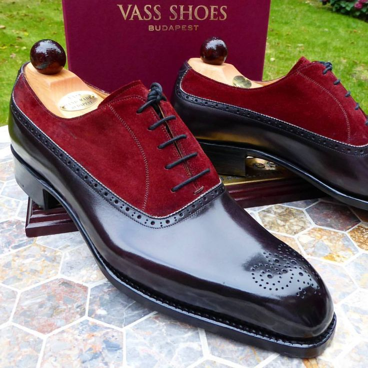 Ascot Shoes The Stunning K Last Anyone Know Who Designed Source By Egaudin0216 Dress Shoes Men Ascot Shoes Dress Shoes
