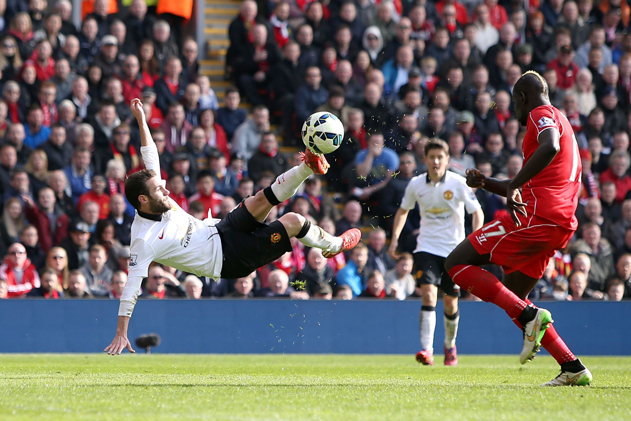 Liverpool v Manchester United in pictures Manchester