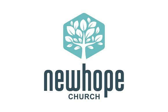 newhope church logo churches logos and logo templates