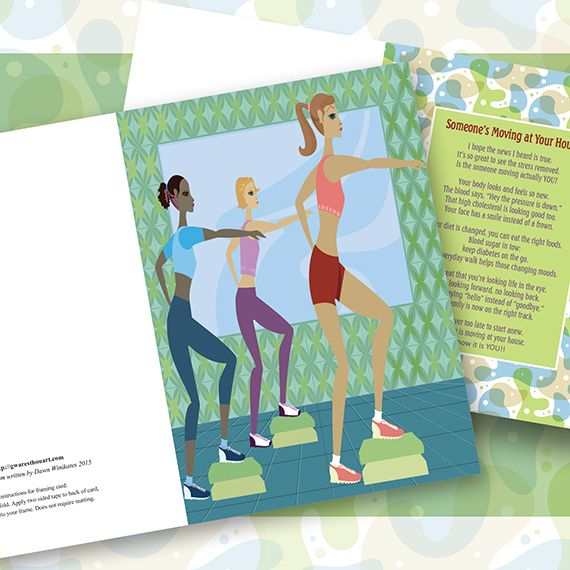 Greeting card for weight loss it tells person that you care and greeting card for weight loss it tells person that you care and offers inspiration m4hsunfo