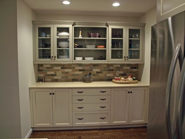 Please Post Pics Of Your Frameless Cabinets   Kitchens Forum   GardenWeb