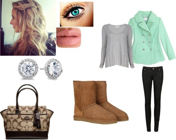 Cute Winter Outfits Polyvore