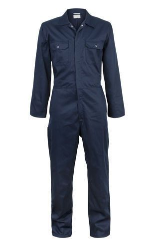 ddecbad7645b Mens unisex quality boiler suit overall coverall workwear mechanic ...