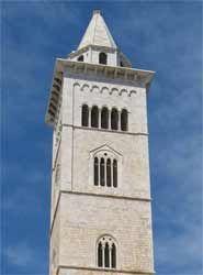 La cattedrale di San Nicola Pellegrino a Trani