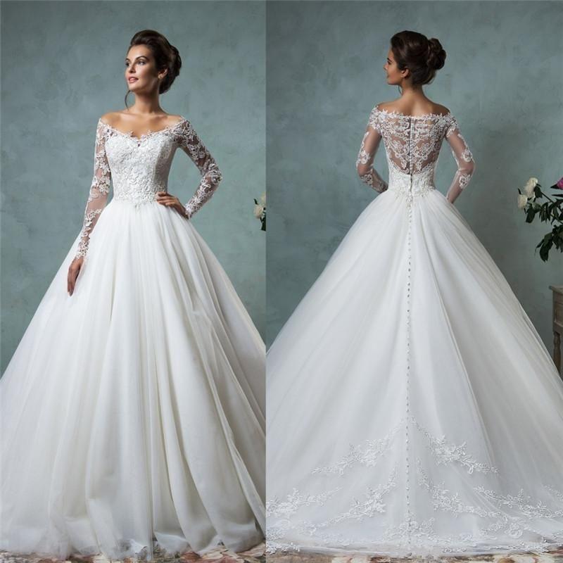 Pin On Tulle Wedding Dresses