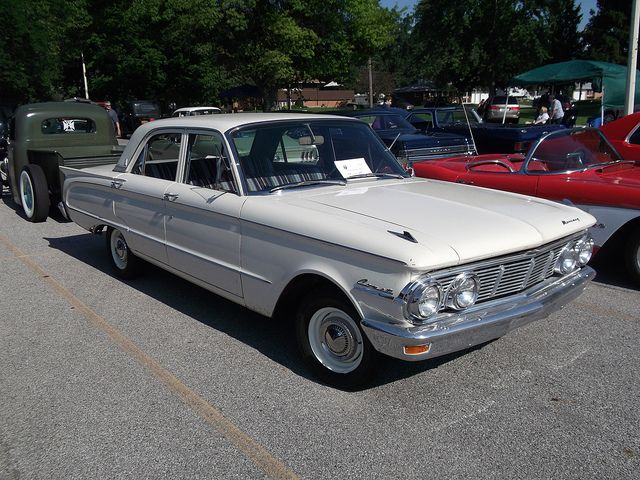 1963 Mercury Comet Retro Cars Ford Classic Cars Edsel Ford