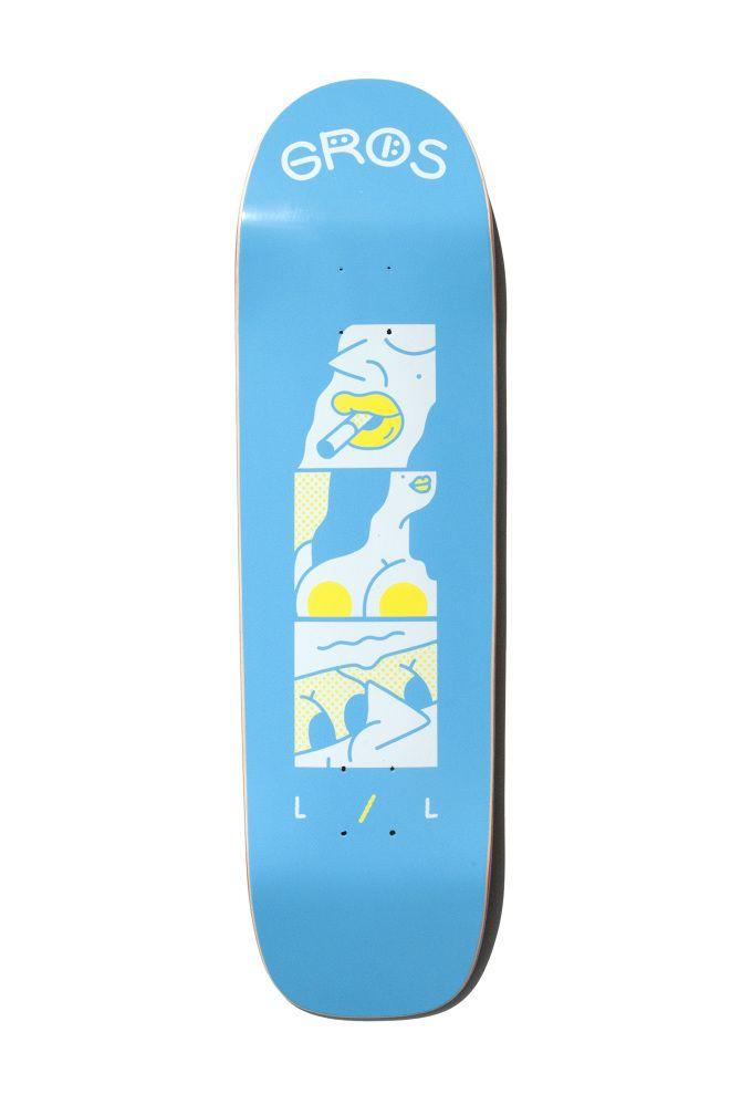 GROS Skateboards 02 - Simon Landrein
