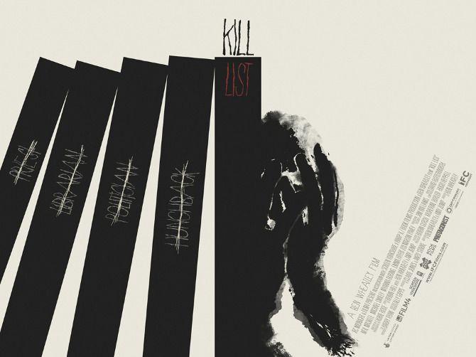 Kill List Poster - Kingdom Of Nonsense