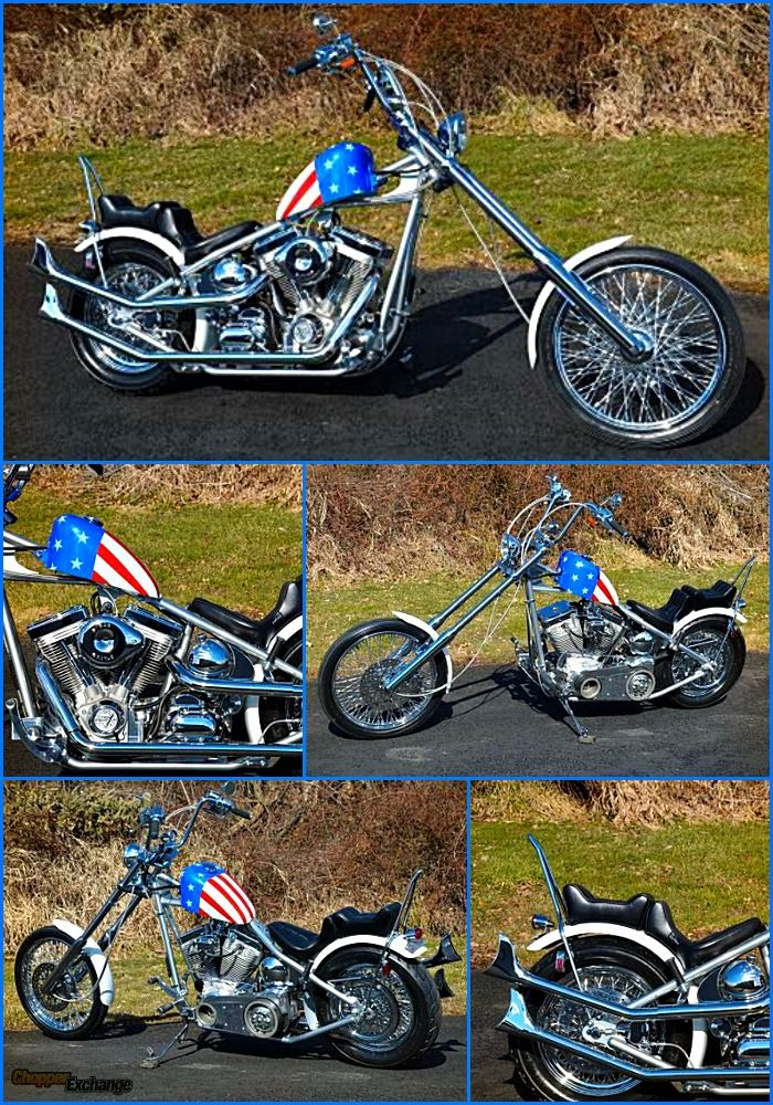 For Sale 2013 American Classic Motors Rigid Chopper Inspired By