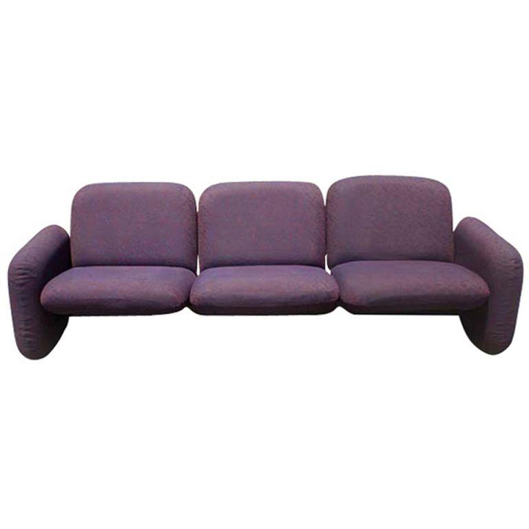 Ray Wilkes For Herman Miller Modular Chiclet Sofa 1