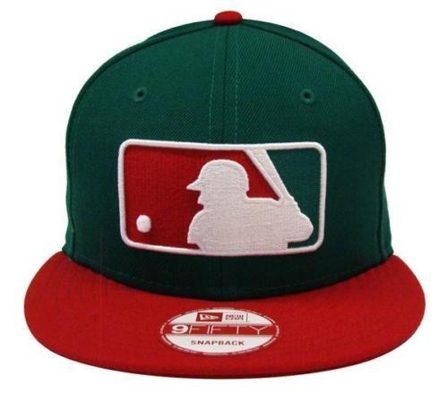 ekskluzywne buty renomowana strona szalona cena Major-League-Baseball-MLB-Snapback-Baseball-New-Era-Mexico ...