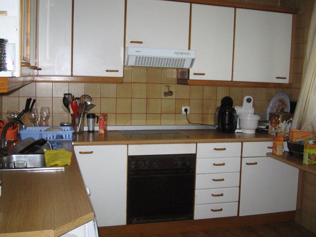 Pintar y empapelar azulejos de la cocina decorar tu casa - Pintar azulejos cocina ...