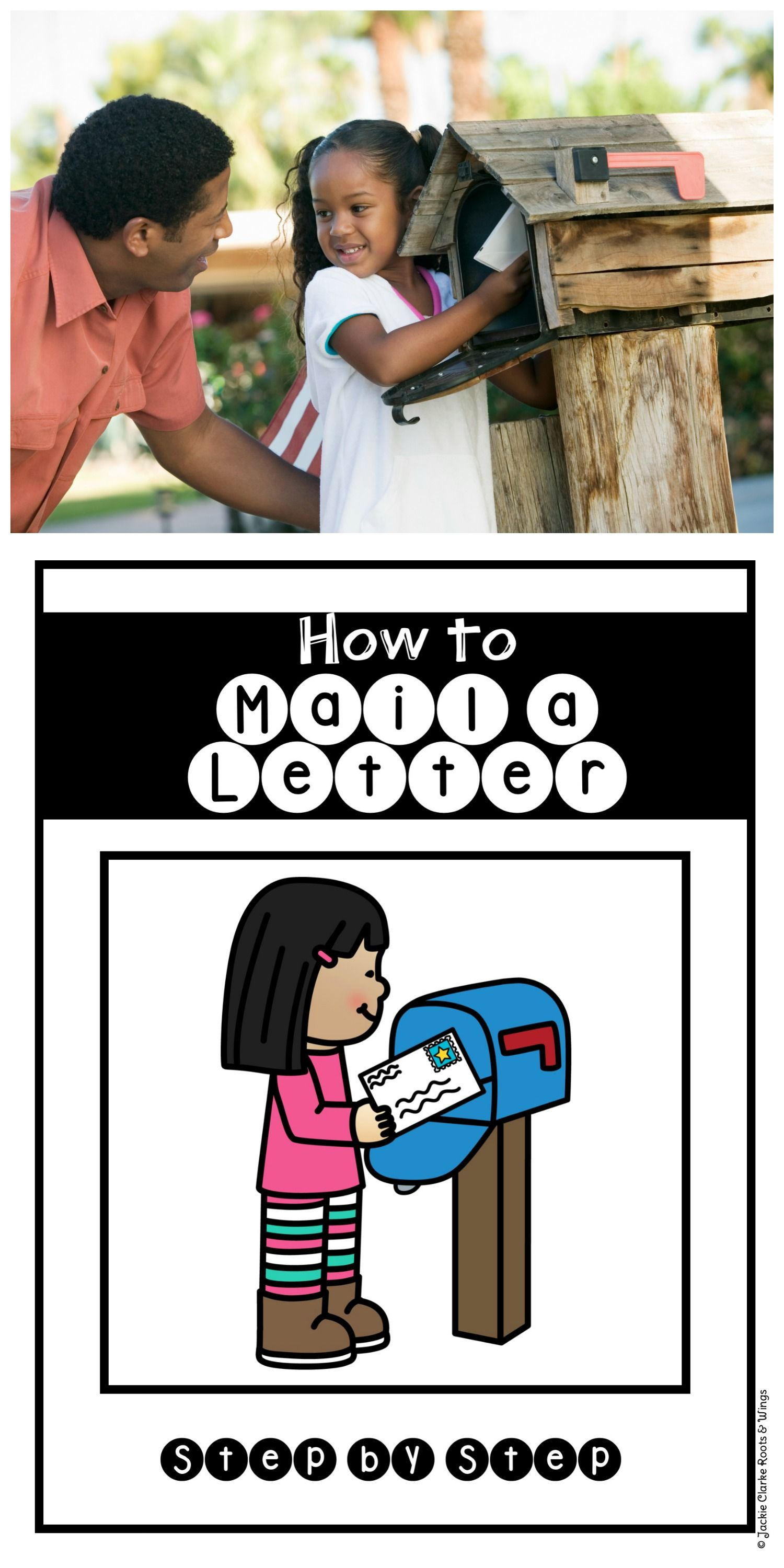 How To Procedural Writing How To Mail A Letter