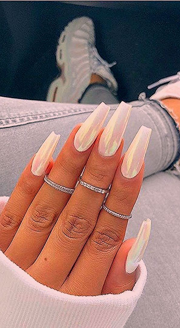 Photo of Top 40+ Coffin Nails Ideas For This Summer 2019 – Page 20 of 40 – belikeanactress. com