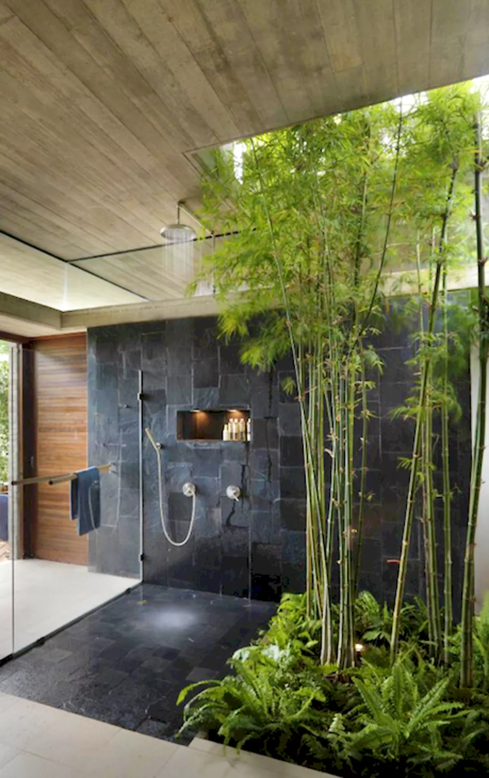 How To Put Eucalyptus In The In 2020 Dschungel Badezimmer