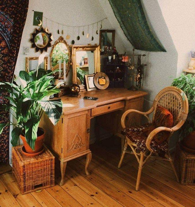 Best bohemian bedroom design ideas 36 • Homedesignss.com