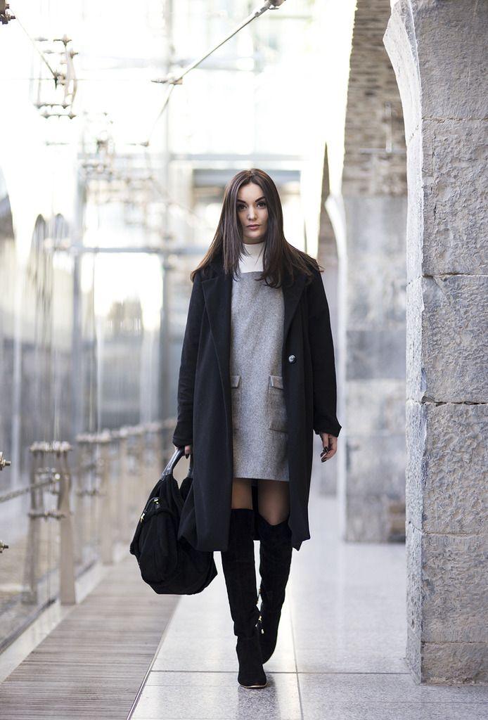 Vkusná Anouska z Írska, do ktorej sa dvakrát zaľúbiš a potom si vychutnáš aj jej minimalistický štýl
