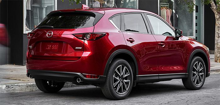 Mazda Cx 5 Price In Oman New Mazda Cx 5 Photos And Specs Yallamotor
