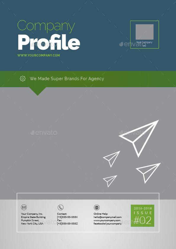 Company Profile Template Manual User Guide
