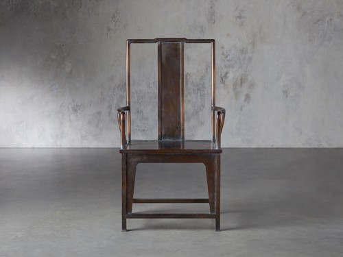 Dining Room Chairs, Leather & Upholstered Dining Chairs | Arhaus