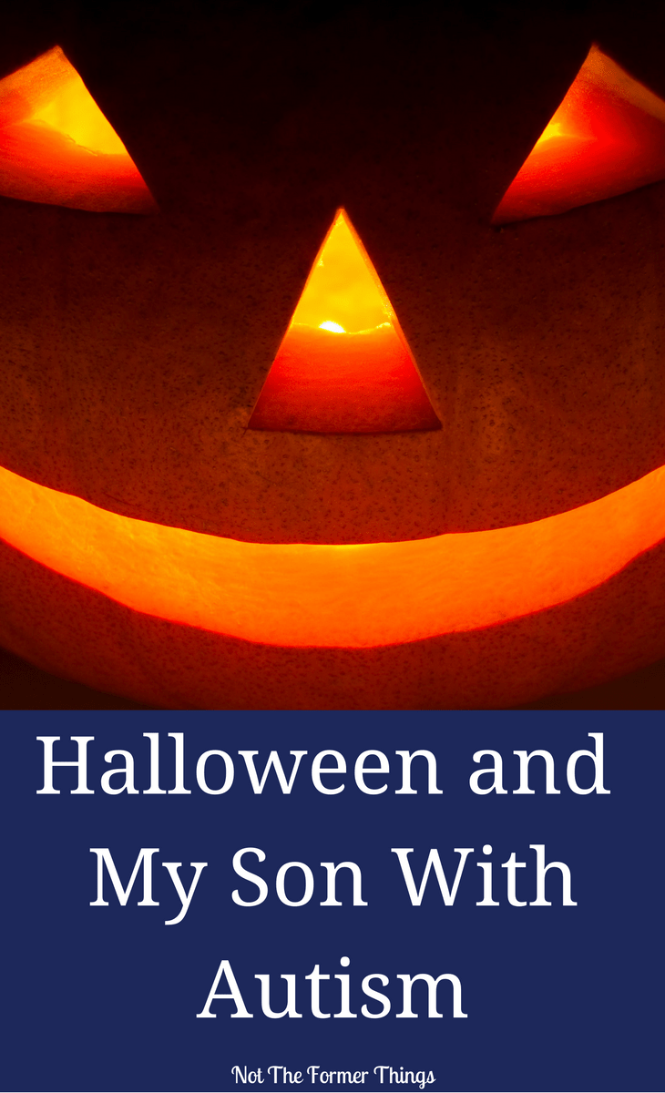halloween and my son with autism halloween autism special needs