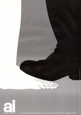 Amnesty International, Germany 1981 - political prisoners the world over