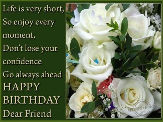 Best Friend Birthday Quotes Ecards ~ Send best free cute funny happy birthday greeting ecards wishes