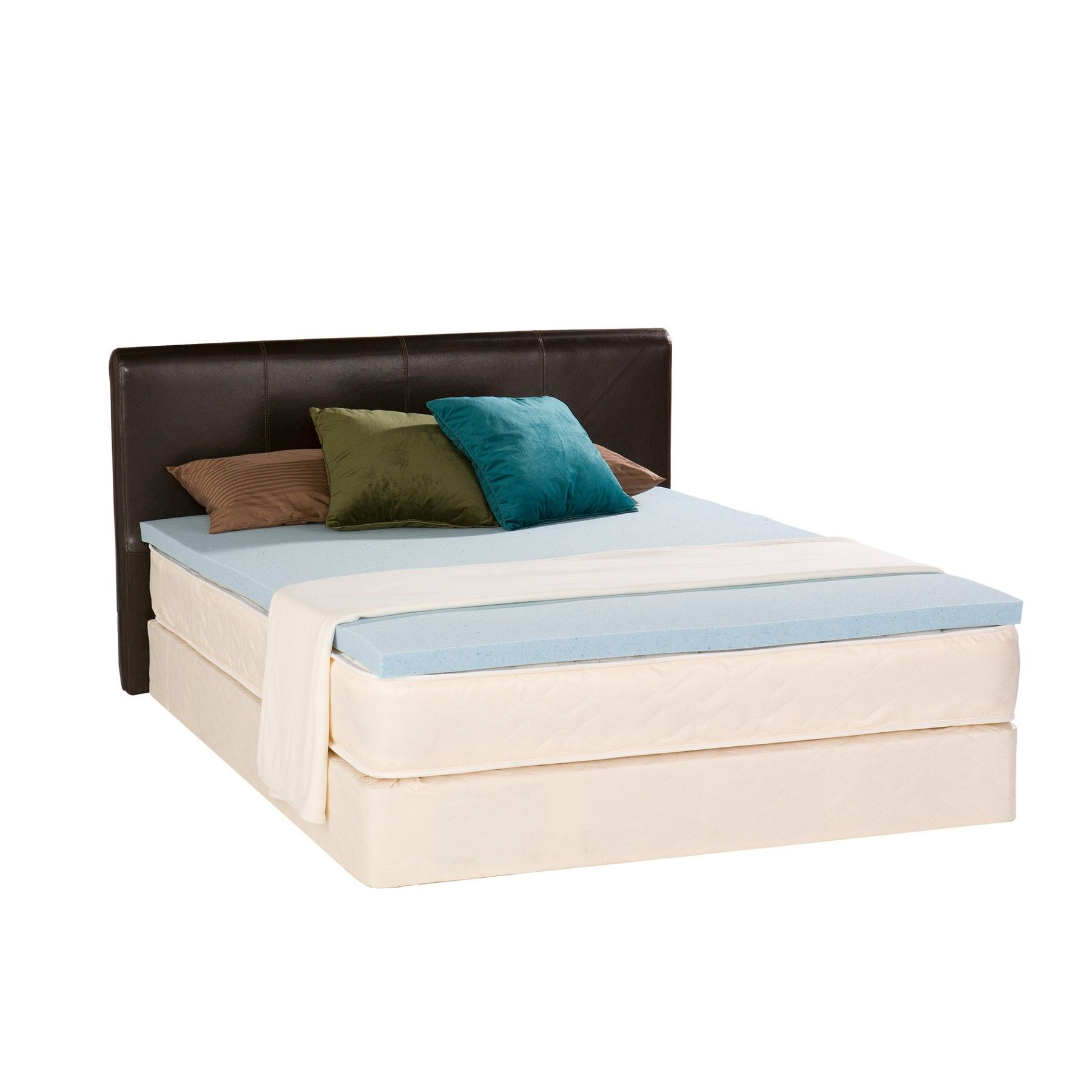 I was thinking about replacing my mattress when a friend suggested that I buy a mattress topper instead. So, I conducted some research. It appears that there are several different types: latex, feather and down, man-made fiber, wool, and memory foam. All have both advantages and disadvantages. What is needed is a mattress topper that is easy to maintain, hard wearing, and, above all, comfortable in use. If you have a partner you should, of course... FULL ARTICLE @ http://dakotadave.com/