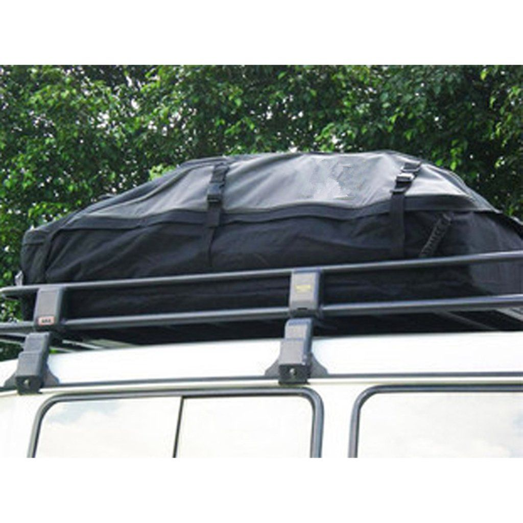 Luggage Rack For Suv Gorgeous Sunny Car Van Suv Travel Roof Rack Waterproof Dustproof Carrier Inspiration Design