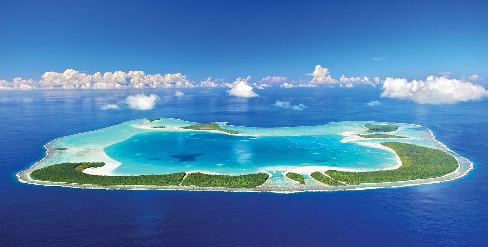 "The Brando resort, French Polynesia ""Tetiaroa is beautiful beyond my capacity to describe. One could say that Tetiaroa is the tincture of the South Seas."" MARLON BRANDO"