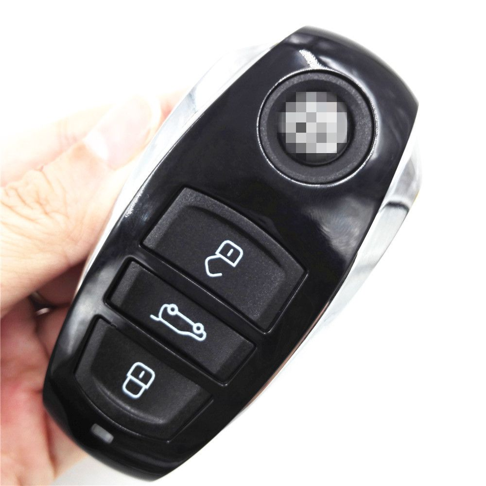 HKCYSEA 3 Buttons Remote Car Key 434MHZ for Volkswagen VW