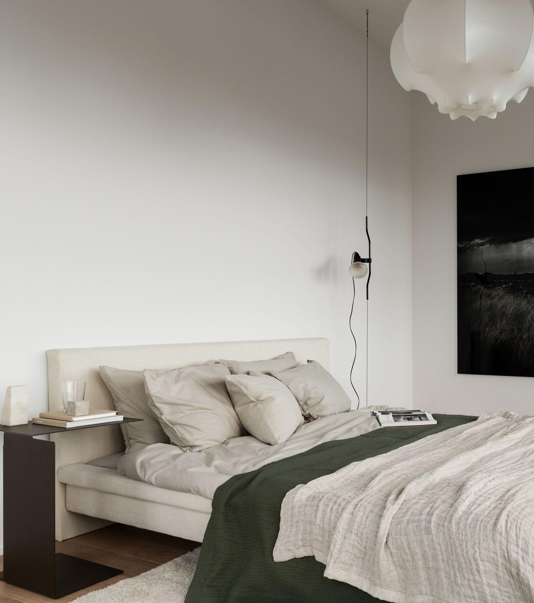 Minimal loft decor