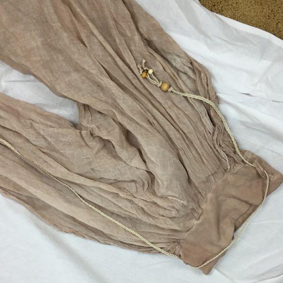 Sheer beach pants Scandal Paris beach pants. Never worn. Scandal Other