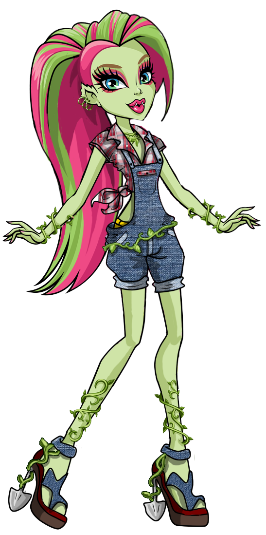 Venus fly trap monster high google search monster high - Monster high venus ...