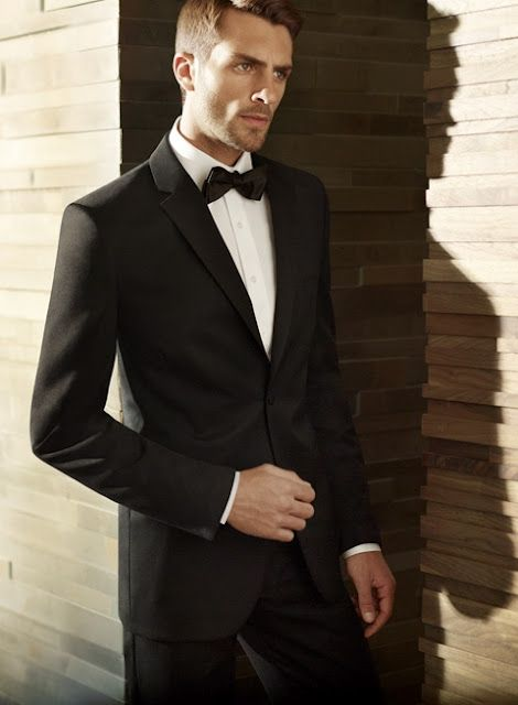 Image result for black tuxedo black bow tie | Wedding Party ...